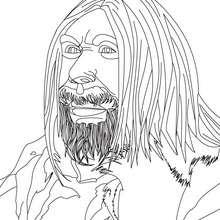 Neandertaler Mann