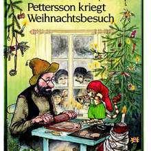 Petterson kriegt Weihnachtsbesuch