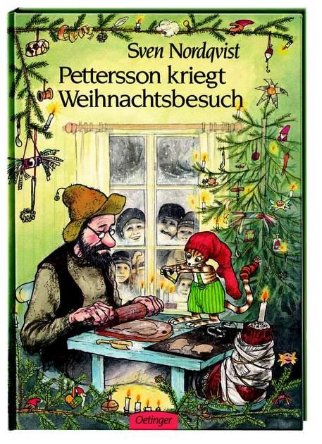 petterson kriegt weihnachtsbesuch geschichten vorlesen. Black Bedroom Furniture Sets. Home Design Ideas