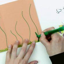 Wie man eine 3D Schmetterling Grußkarte macht