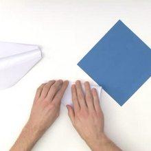 Origami Flieger