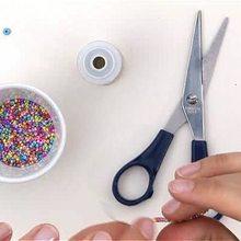 Wie man einen Spiralring bastelt