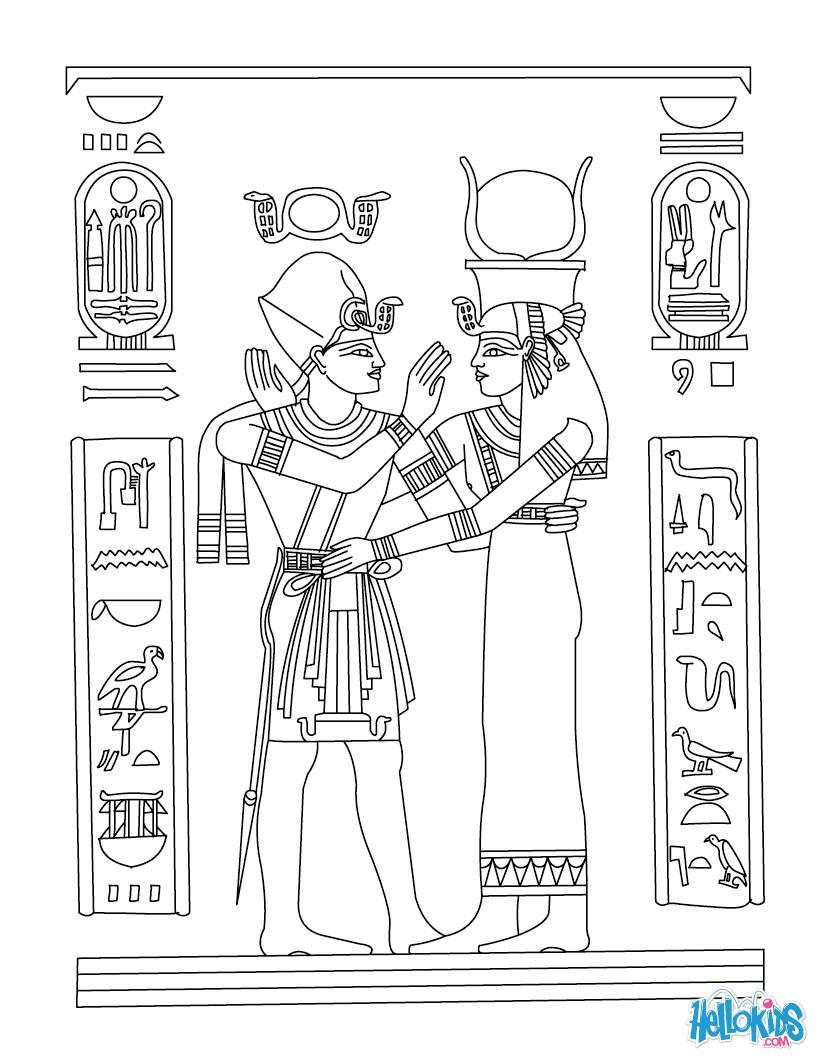 Ausmalbilder Playmobil äGypten :  Gypten Ausmalbilder Mandala Ausmalbilderhq