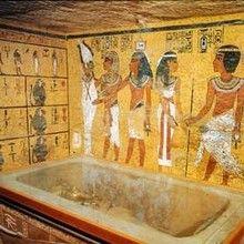 ÄGYPTISCHES GRAB online Puzzle