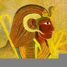 PHARAO des alten Ägypten gratis Schiebepuzzle