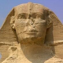 ALTES ÄGYPTEN Schiebepuzzles