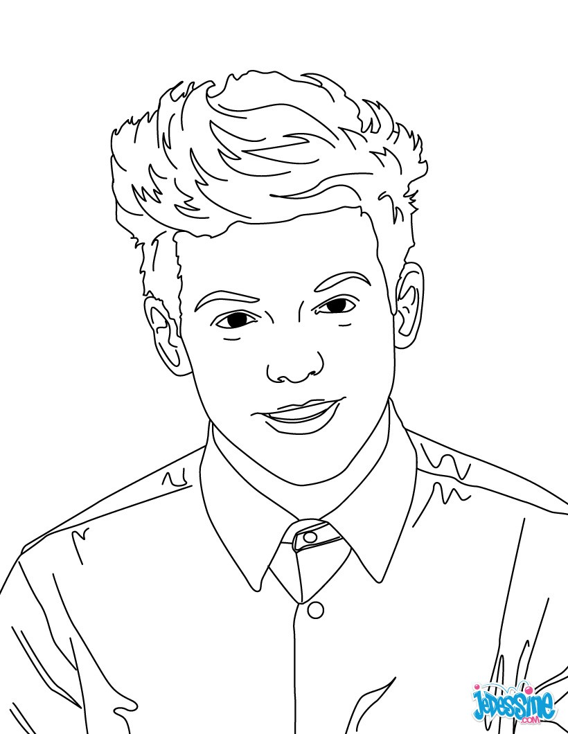 Kidsnfuncom  11 coloring pages of One direction
