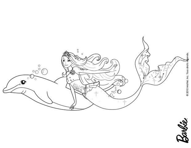 Malvorlagen Meerjungfrau Merliah | My blog