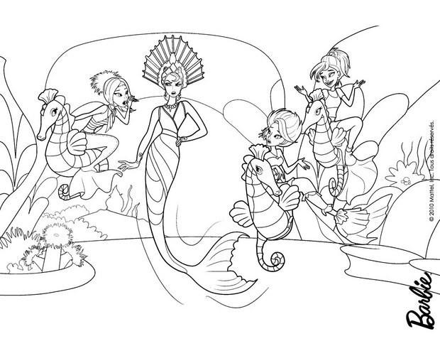 Meerjungfrau Ausmalbilder Kostenlose Spiele Bilder Für Kinder