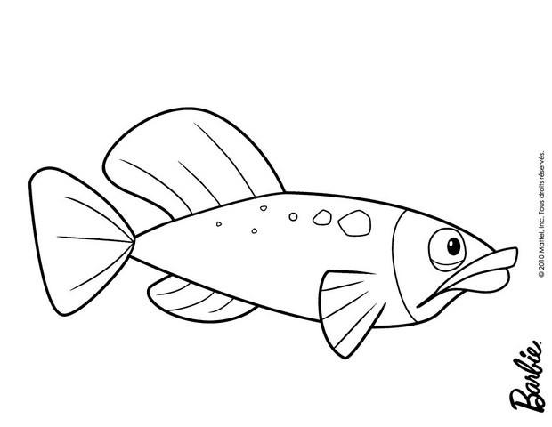 Fisch : Ausmalbilder, Kostenlose Spiele, Basteln, Bilder für Kinder ...