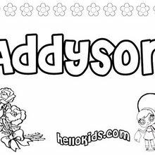 Addyson