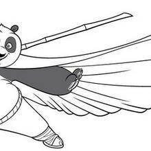 Master Kung Fu Panda