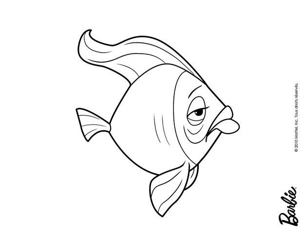 Trauriger fisch zum ausmalen zum ausmalen  dehellokidscom