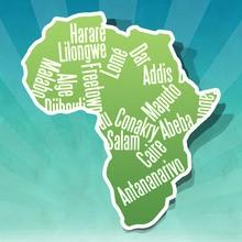 Le jeu des capitales (AFRIQUE)