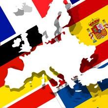 Reconnaître les drapeaux d'Europe