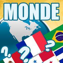 Trouve le bon drapeau (MONDE)