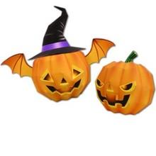 Halloween Strohhalme für die Halloweenparty