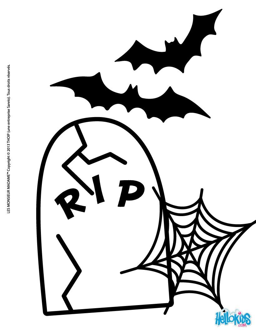Ausgezeichnet Süße Halloween Malvorlagen Für Kinder Galerie ...