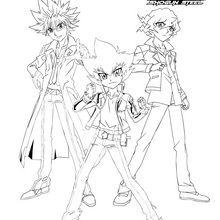 BEYBLADE Gang 3 Charaktere