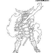 Samurai Ifrit