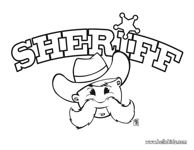 Cowboy Und Pferd Zum Ausmalen Zum Ausmalen Dehellokidscom