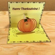 Thanksgiving Tischkarte