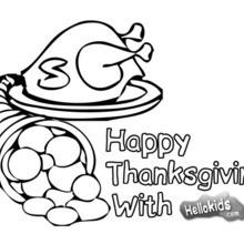 Überfluss zu Thanksgiving