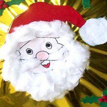 Weihnachtsmannbild