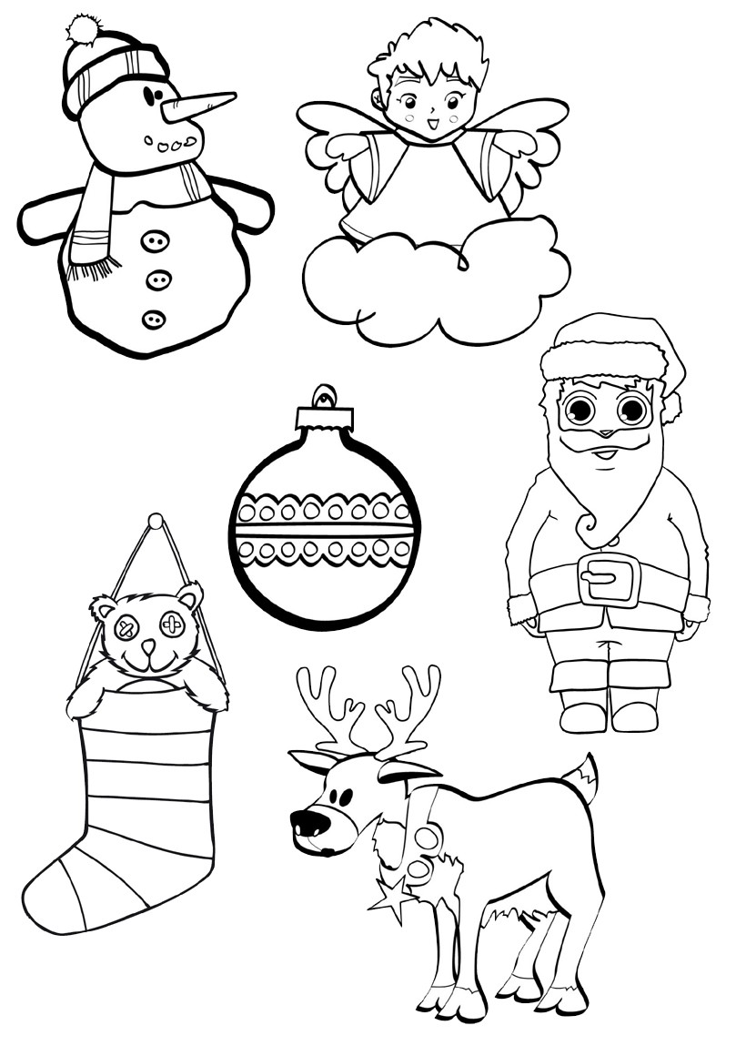 Schablonen f r weihnachtsfiguren bastelanleitungen de - Petit pere noel a imprimer ...