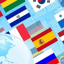 Flaggen der Welt, teste dein Wissen