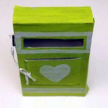 Briefkasten zum Valentinstag