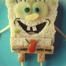 SpongeBob Schwammkopf Sandwich