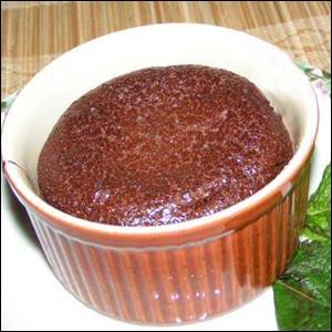 Oster-Essen und Schokoladenkuchen-Rezept