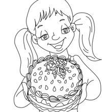 Kuchen für Mama