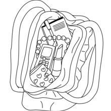 Mutti Handtasche