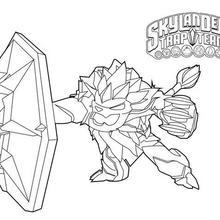 skylanders snapshot coloring pages - photo#21