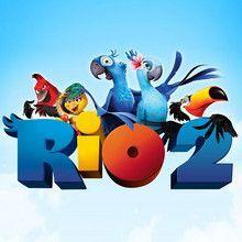 RIO 2 zum Ausmalen