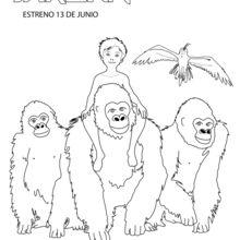 Tarzan und seine Familie