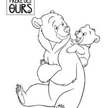 Bärenbrüder : Kenaï et Koda