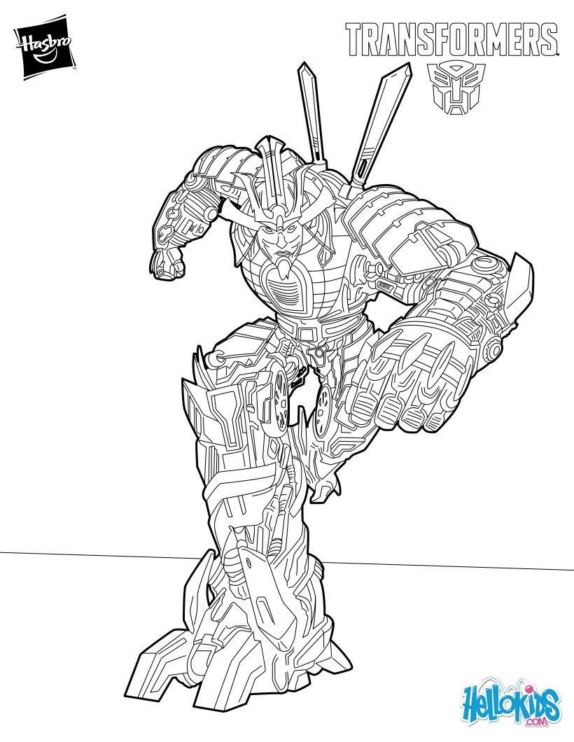 Transformers Zum Ausmalen Ausmalbilder Ausmalbilder Ausdrucken