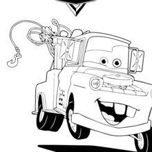 Hook Abschleppfahrzeug