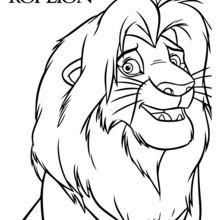 Simba, Der König der Löwen