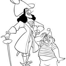 Mr. Smee und  Captain Hook