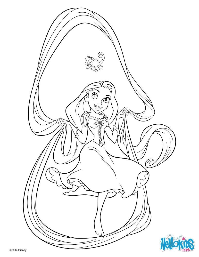 Disney Rapunzel Ausmalbilder : Rapunzel Neu Verf Hnt Zum Ausmalen Ausmalbilder Ausmalbilder