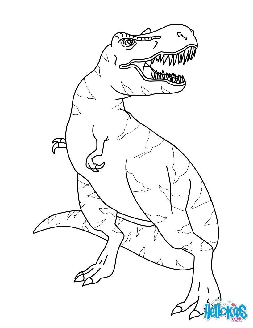 Ziemlich T Rex Dinosaurier Malvorlagen Zeitgen Ssisch Malvorlagen