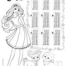 Barbie Einmaleins