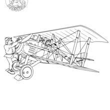 Die Anfänge der Luftfahrt