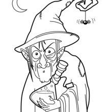 Flüssige Arznei der Zauberin