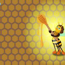 Tasting Honigbiene