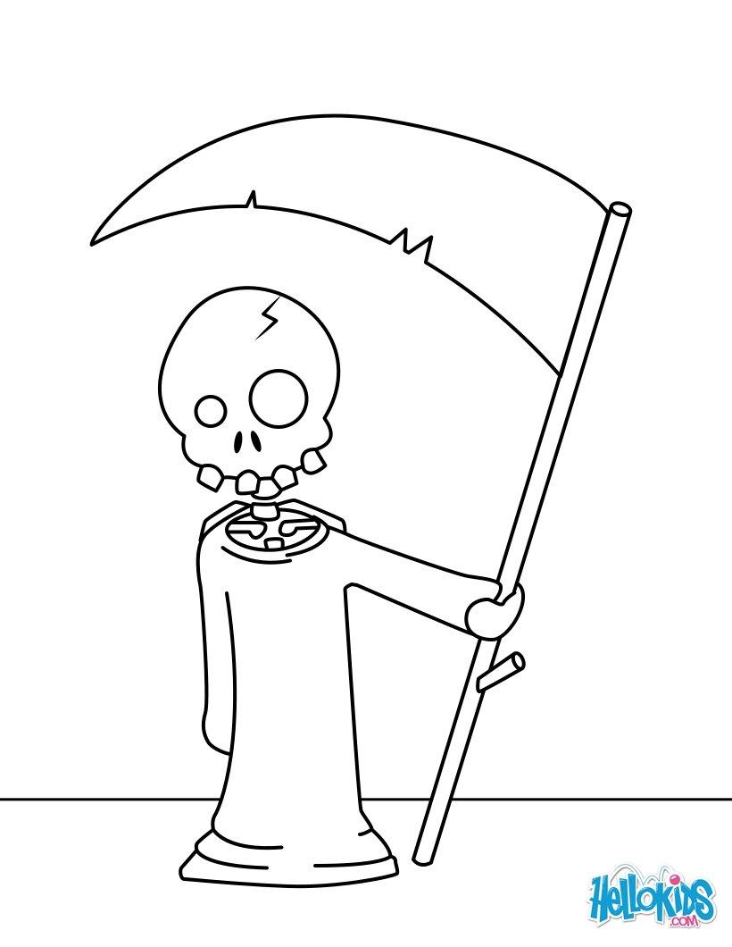 Ausmalbilder Für Halloween : Halloween Zum Ausmalen Ausmalbilder Ausmalbilder Ausdrucken De
